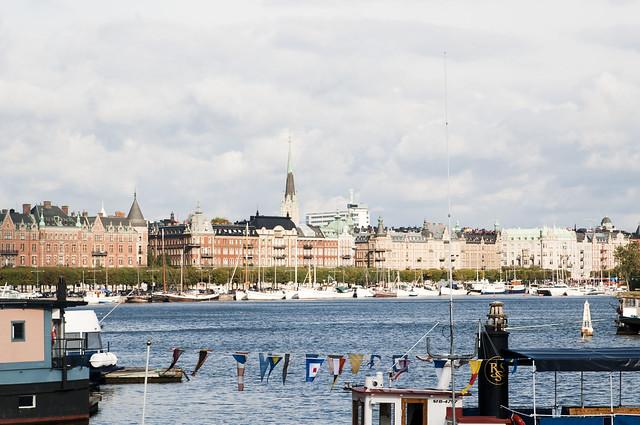 Stockholmsbesök