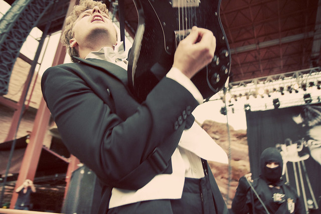 The Hives at KTCL Channel 93.3 Big Gig Red Rocks