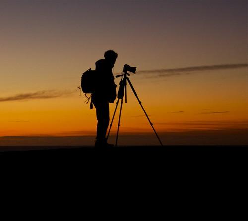 ca sunset female friend photographer dunes anita oceano
