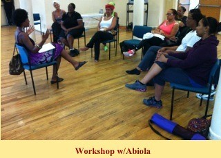 Body Love Workshop
