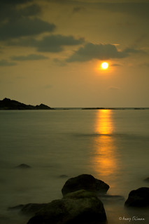 Seascape at Gokarna