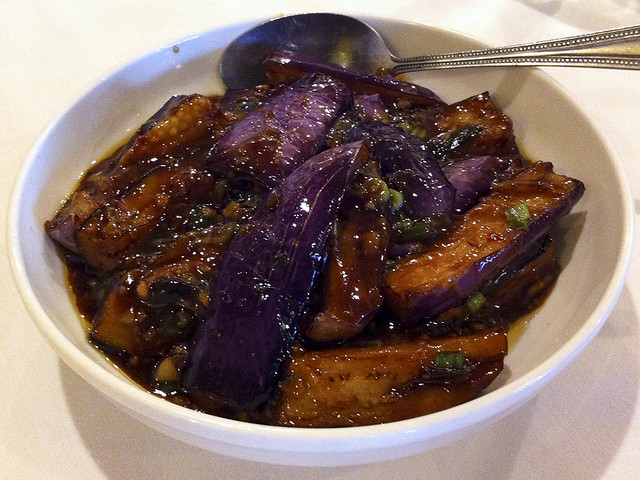 Braised Eggplant in Garlic Sauce | Flickr - Photo Sharing!