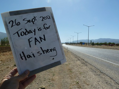 Today is for Fan Haisheng by mattkrause1969