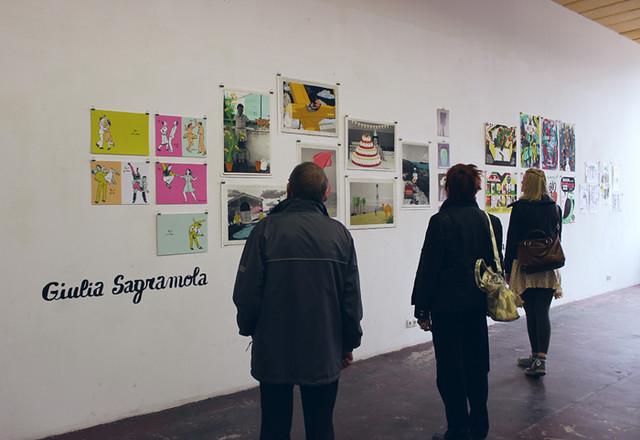Spinnerei Richtung Kunst - Leipzig
