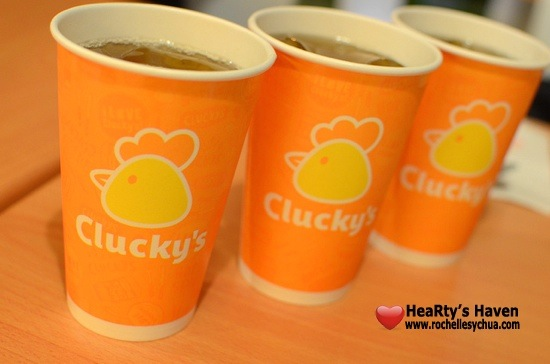 Clucky's Iced Tea