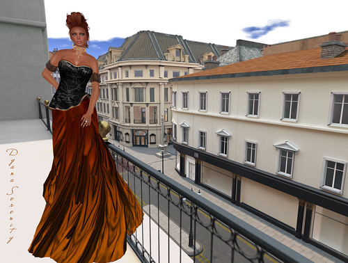 ParisMETROoutureRunway-Perfect-Hunt2 by Dyana Serenity