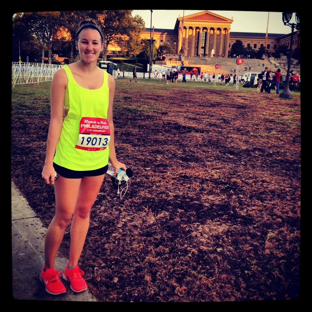 8028130243 364caa33e1 b My First Half Marathon Experience