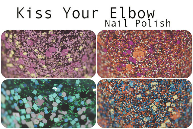 Kiss Your Elbow Polish