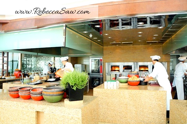 THIRTY8 Restaurant, Grand Hyatt Hotel KL-017