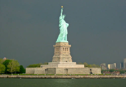 Liberty Island by Brian Sibley