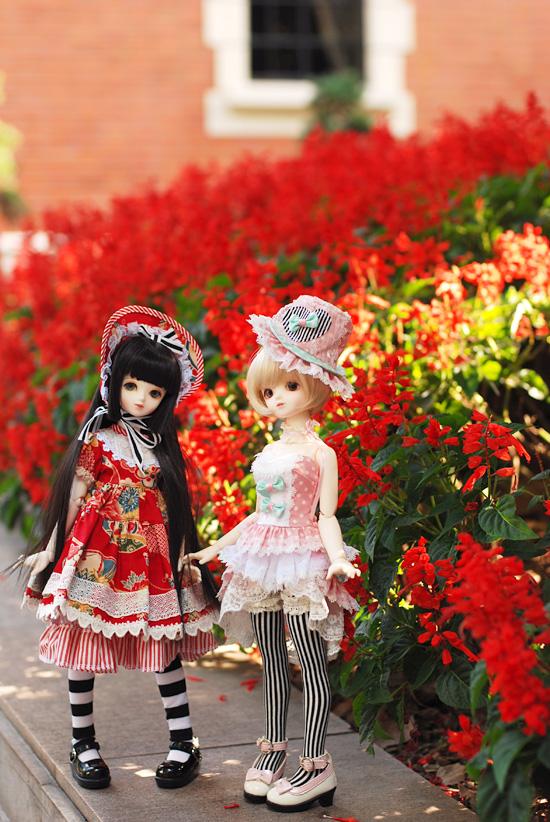 Touka and Hange