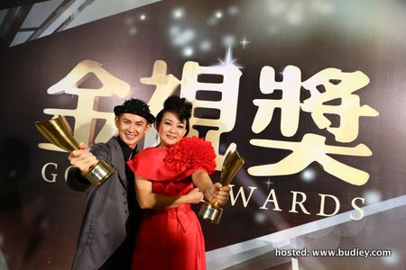 Best Actor & Actress - Coby Chong & Remon Lim