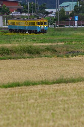 由利高原鉄道 YR1500形3両サヨナラ運転 #01
