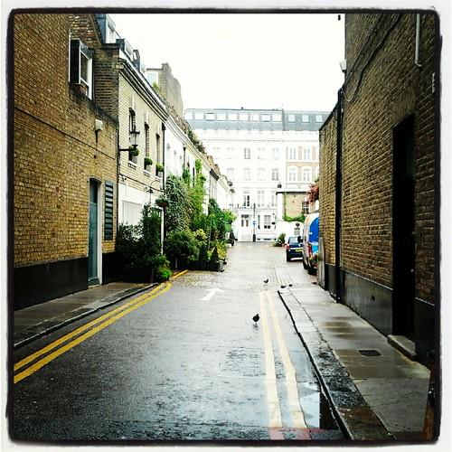 Il silenzio di Londra