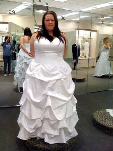 Julia Kozerski Wedding Dress