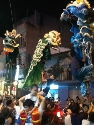 越南中秋节