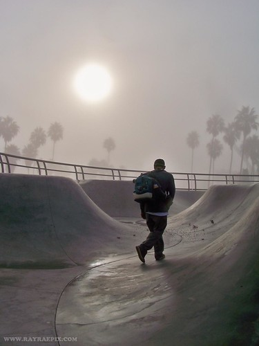 Venice Skate Park Picture of the Week 10-1-12