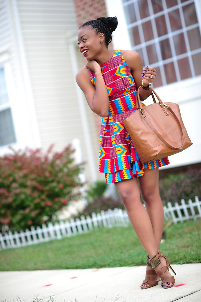 Ankara print by jadore-fashion.com