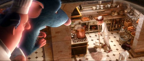 Ratatouille 2 kitchen survey