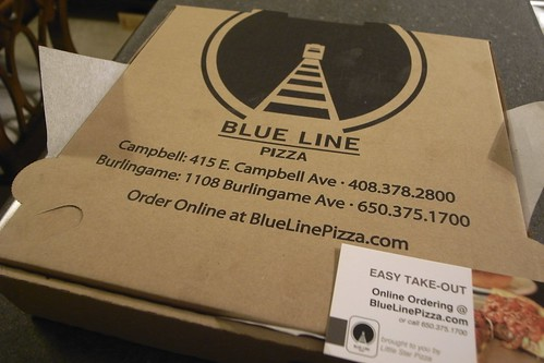 Blue Line Pizza