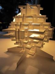 tablelampshade by elod beregszaszi