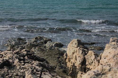 Torre Mileto: il mare