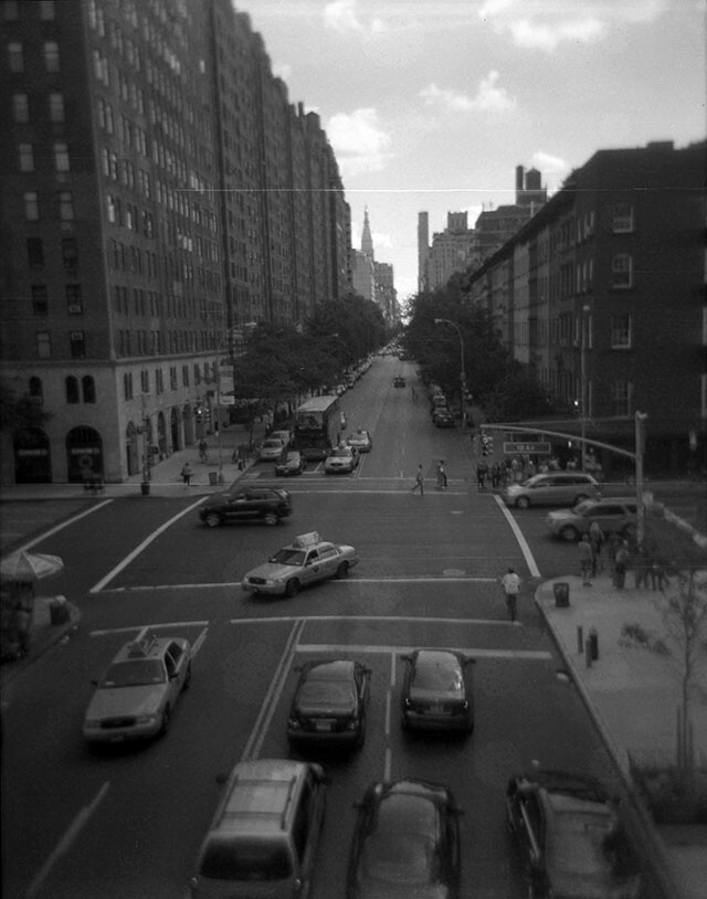 High Line NYC bw590 72 dpi