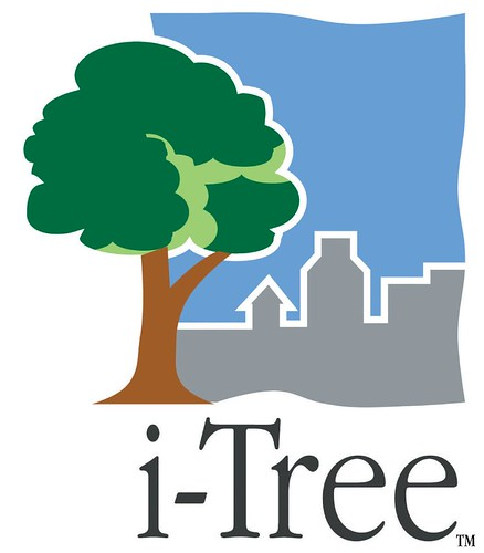 This is the logo for i-Tree, a suite of urban analysis tools utilized by city foresters in the U.S. The U.S. Forest Service is releasing the latest i-Tree version 5.0 allows upgrading to rapidly assess urban trees and forests throughout Canada and Australia, two of the countries leading i-Tree's international expansion.