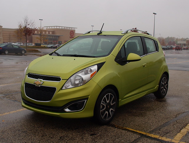 2013 Chevrolet Spark 1