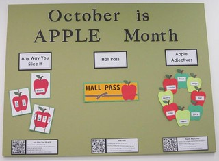 October is Apple Month