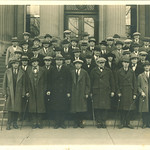 Law class of 1924, The University of Iowa, 1924