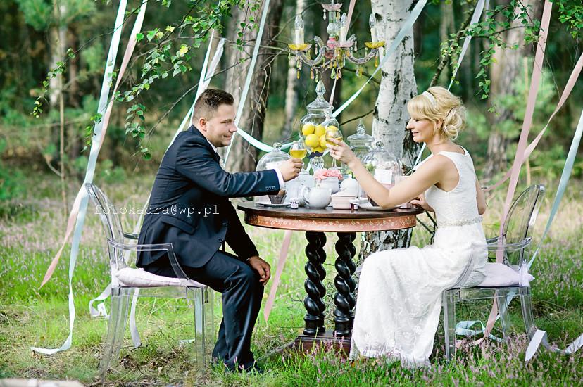 zdjęcia ślubne w bydgoszczy i Toruniu-sesja  vintage