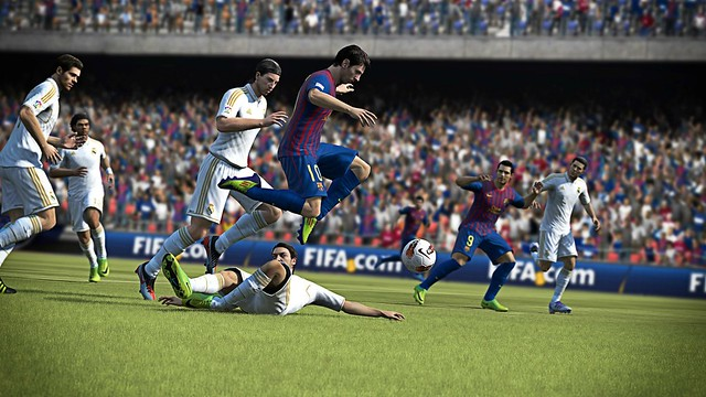 FIFA 13 - Screenshot 1