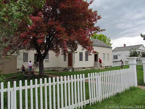 The Jones House, Gensee Country Village & Museum, Mumford, New York