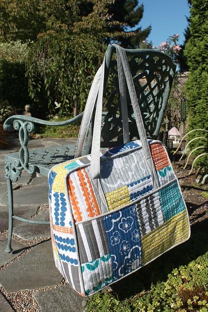 Weekender Bag Complete!