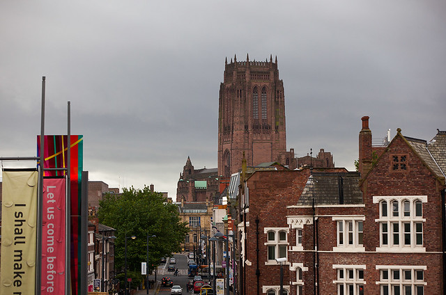 Anglican Cathedral Tower