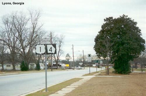 Lyons GA