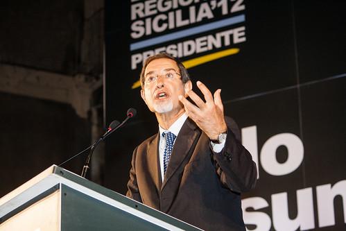 Musumeci a Catania inaugura campagna elettorale$
