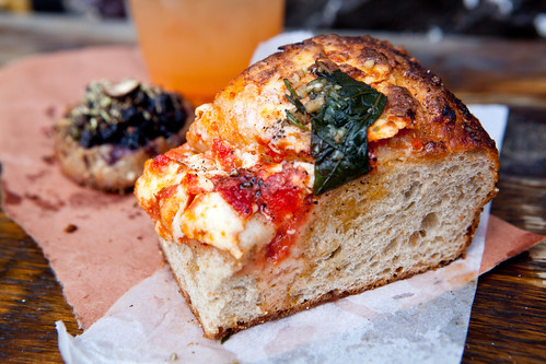 The Pizza Bread