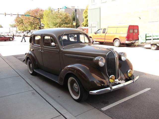 1938 plymouth 4 door sedan flickr photo sharing