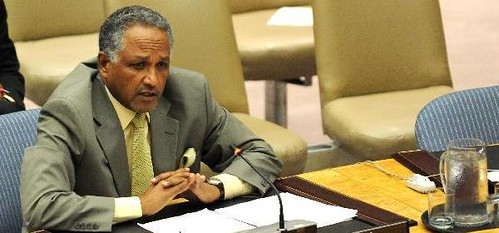 Republic of Sudan Ambassador to the United Nations Daffallah Al Haj has challenged a statement made by the SPLM-N. He said the statement was dangerous to peace and security between North and South Sudan. by Pan-African News Wire File Photos