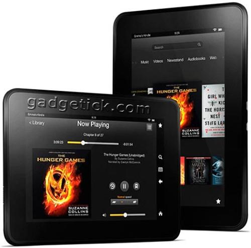 Планшет Kindle Fire HD получил доступ к Google Play Store