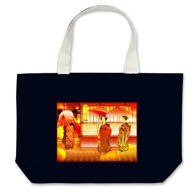 Bolsa paseo Geishas