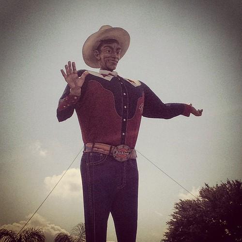 Big Tex Texas State Fair