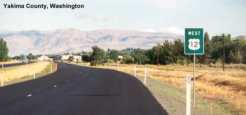 Yakima County WA