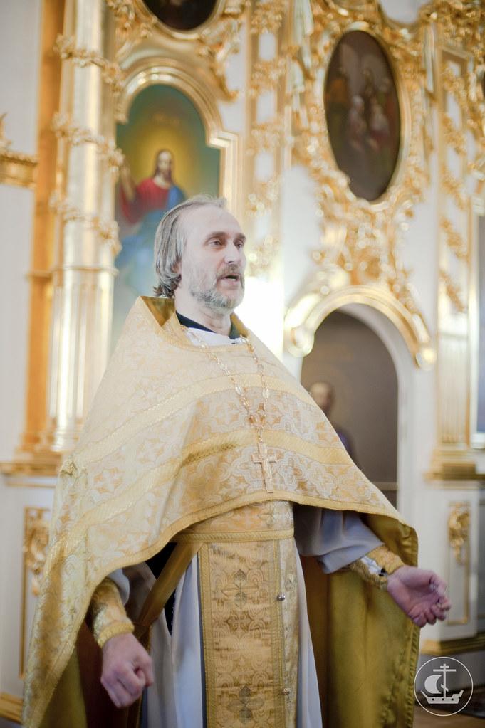 Иерей Леонид Казаков