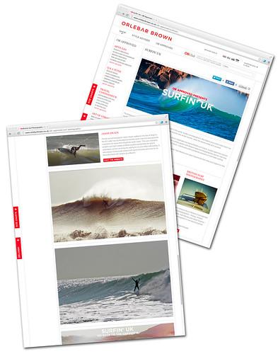 BRITISH SURF PHOTOGRAPHY