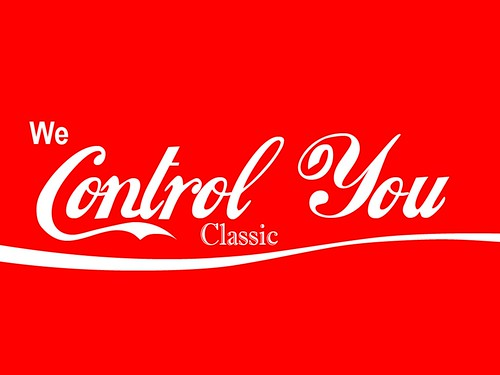 CONTROLA COLA by Colonel Flick