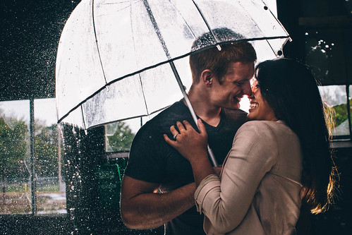 Please Share My Umbrella