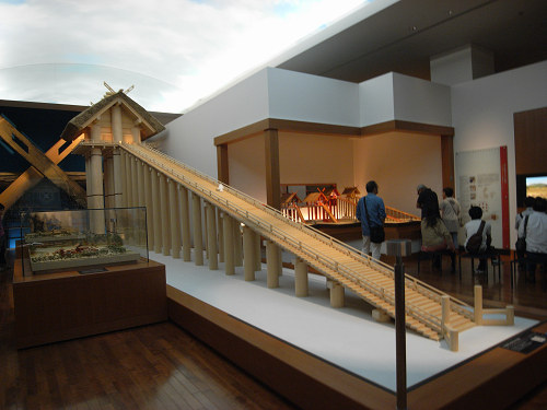 充実の展示内容『島根県立古代出雲歴史博物館』@出雲市